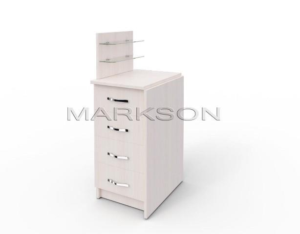 """Стол для маникюра M106К """"Классик"""" компакт"""