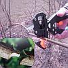Прищепний Секатор професійний Huafa Grafting Tool, 3 двосторонні насадки, фото 8