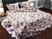 Семейное постельное белье GOLD Семейный 481