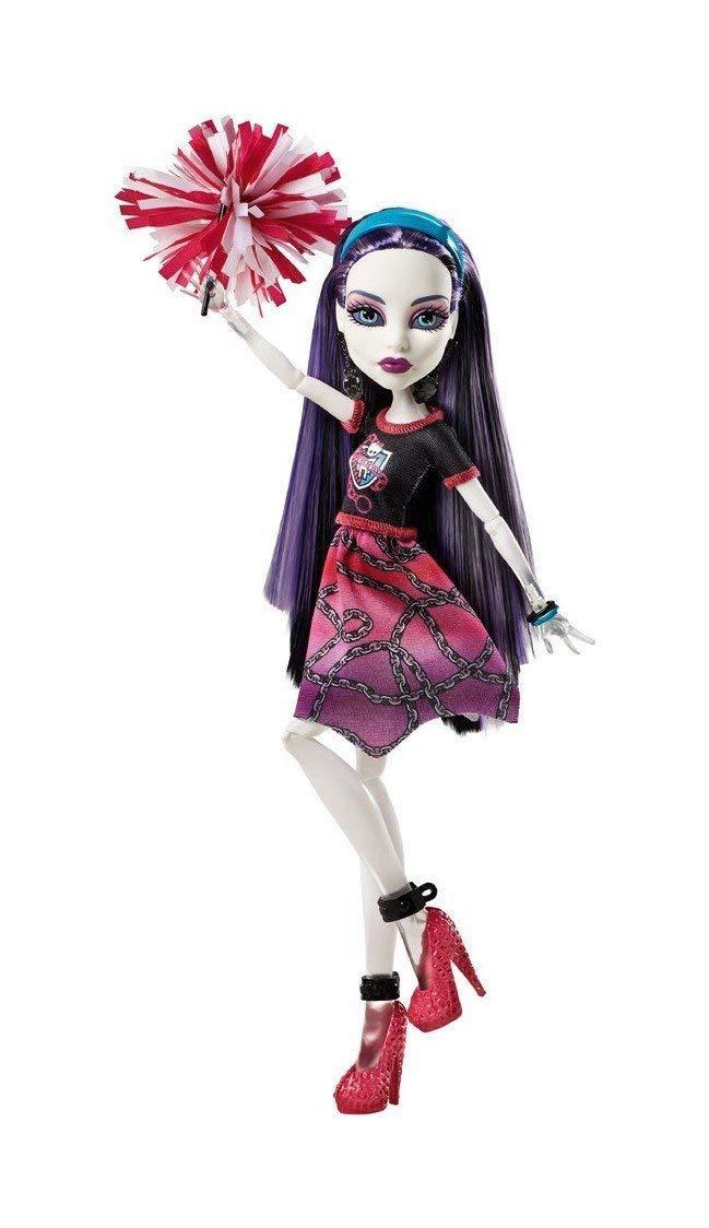 "Кукла Спектра Монстер Хай серия ""Командный дух"" Ghoul Spirit Spectra Vondergeist Doll"