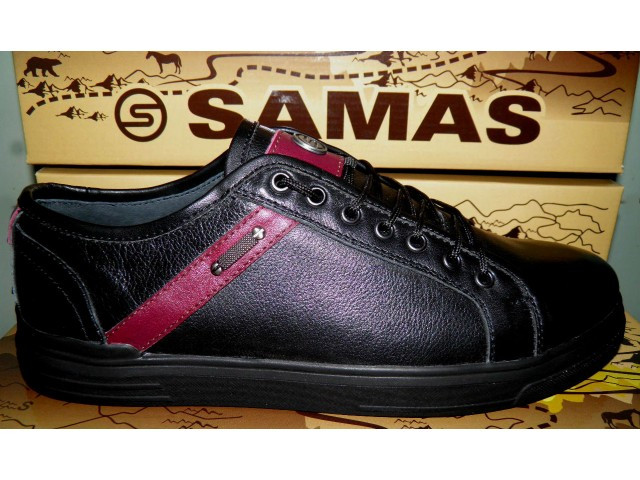 Туфли мужские Samas 254-1 черный