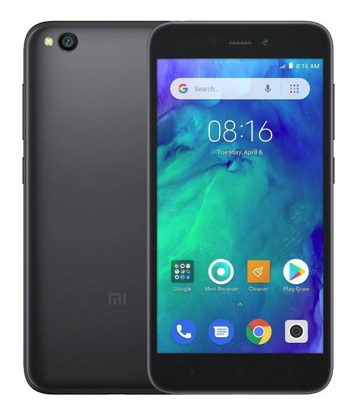 Смартфон ORIGINAL Xiaomi Redmi Go Black (4Х1.4Ghz; 1Gb/8Gb; 8МР/5МР; 3000 mAh)