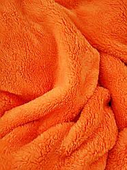 Чехол на кушетку (махра 2-х сторонняя) оранжевый цвет