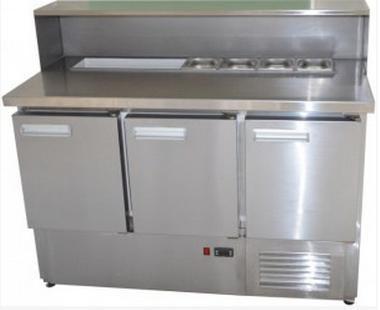 Холодильные столы для пиццы Техма