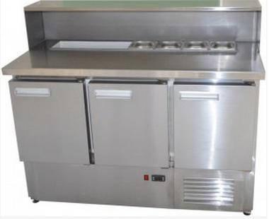 Холодильные столы для пиццы Техма, фото 2