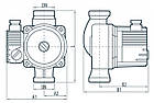Циркуляционный насос Sprut LRS 15-4S -130, фото 2