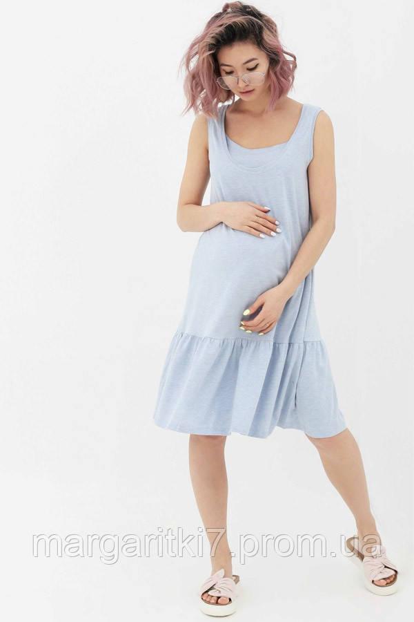 Платье для беременных и кормящих Yammy Mammy 371