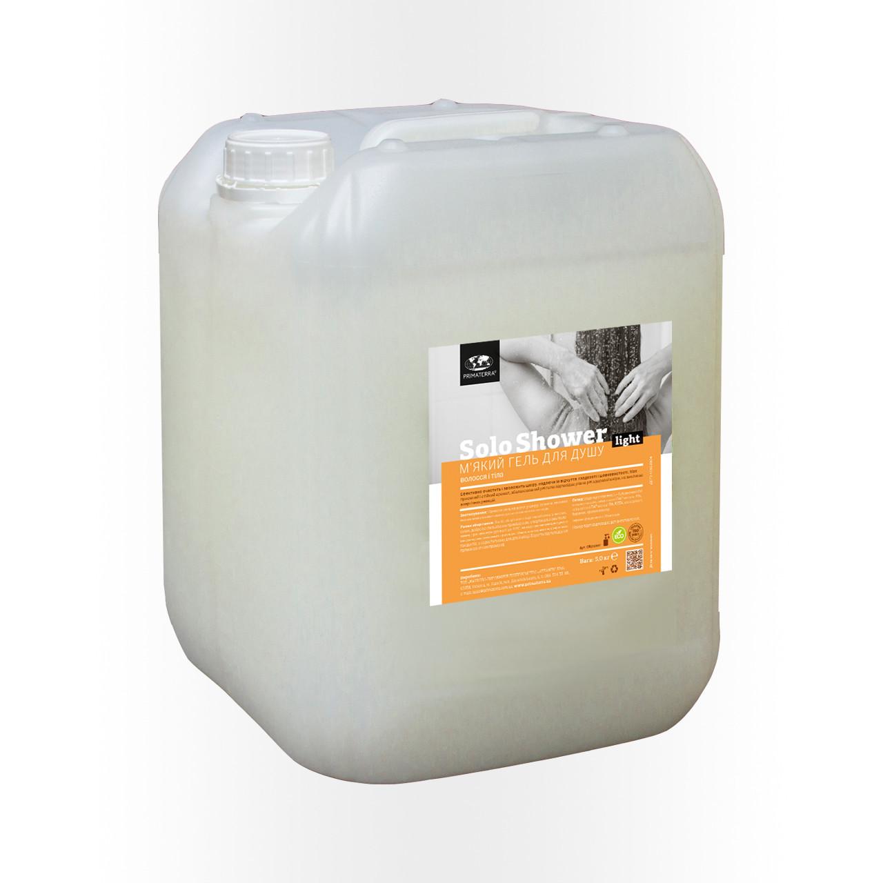 Гель для душа, тела и волос Primaterra (5 кг)гель