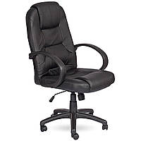 Кресло Профи НВ New кожзам черный (TB-8770 PU BLACK).