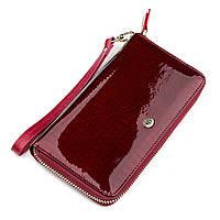 Кошелек женский ST Leather 18400 (S4001A) кожаный Бордовый, фото 1