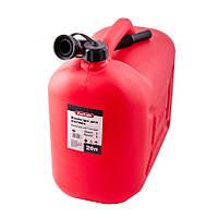 Канистра для бензина пластиковая CarLife CA 20
