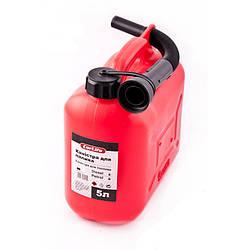 Канистра пластиковая для топлива CarLife CA 5