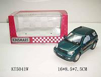 Машина металлическая Kinsmart Toyota Rav4 KT5041W