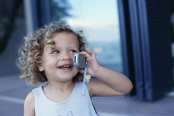 Мобильные телефоны для детей