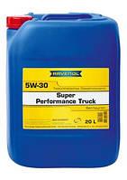 RAVENOL масло моторное 5W-30 Super Performance Truck API CI-4 (20 л)