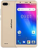 "UleFone S1 Pro gold 1/16 Gb, 5.5"", MT6739, 3G, 4G, фото 1"