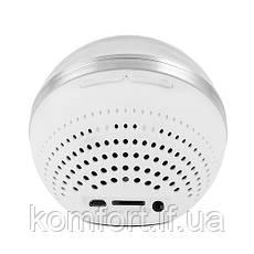 Bluetooth-колонка M8 перламутр, speakerphone, шар, фото 3