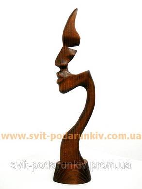 Статуэтка «Профиль девушки», оригинальный, стильный сувенир, фото 2