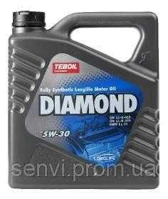 Моторное масло Teboil Diamond 5W-30 (4л.)