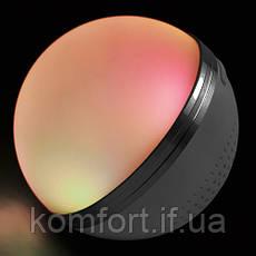 Bluetooth-колонка M8 матовый, speakerphone, шар, фото 3