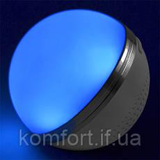 Bluetooth-колонка M8 матовый, speakerphone, шар, фото 2
