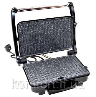 WimpeX WX-1066 (1500 Вт) Контактный гриль, сэндвичница, фото 2
