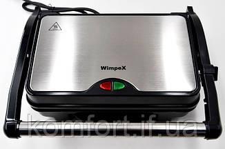 WimpeX WX-1066 (1500 Вт) Контактный гриль, сэндвичница, фото 3