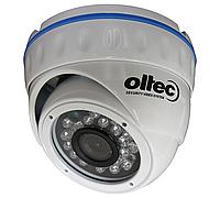 Видеокамера AHD купольная антивандальная OLTEC AHD-913D-3.6