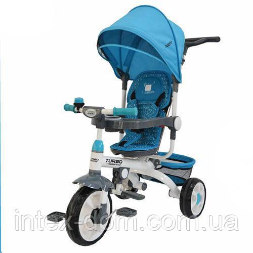 Велосипед M 2722-1 голубой