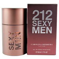 Мужская туалетная вода Carolina Herrera 212 Sexy Men 30ml, фото 1