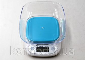 Кухонные весы с чашей Domotec MS-125, фото 2