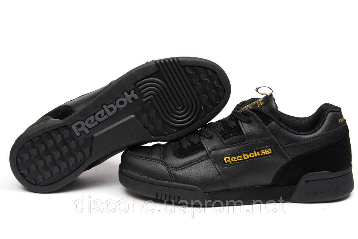 Кроссовки мужские ► Reebok Classic,  черные (Код: 15275) ► [  43 (последняя пара)  ] ✅Скидка 34%