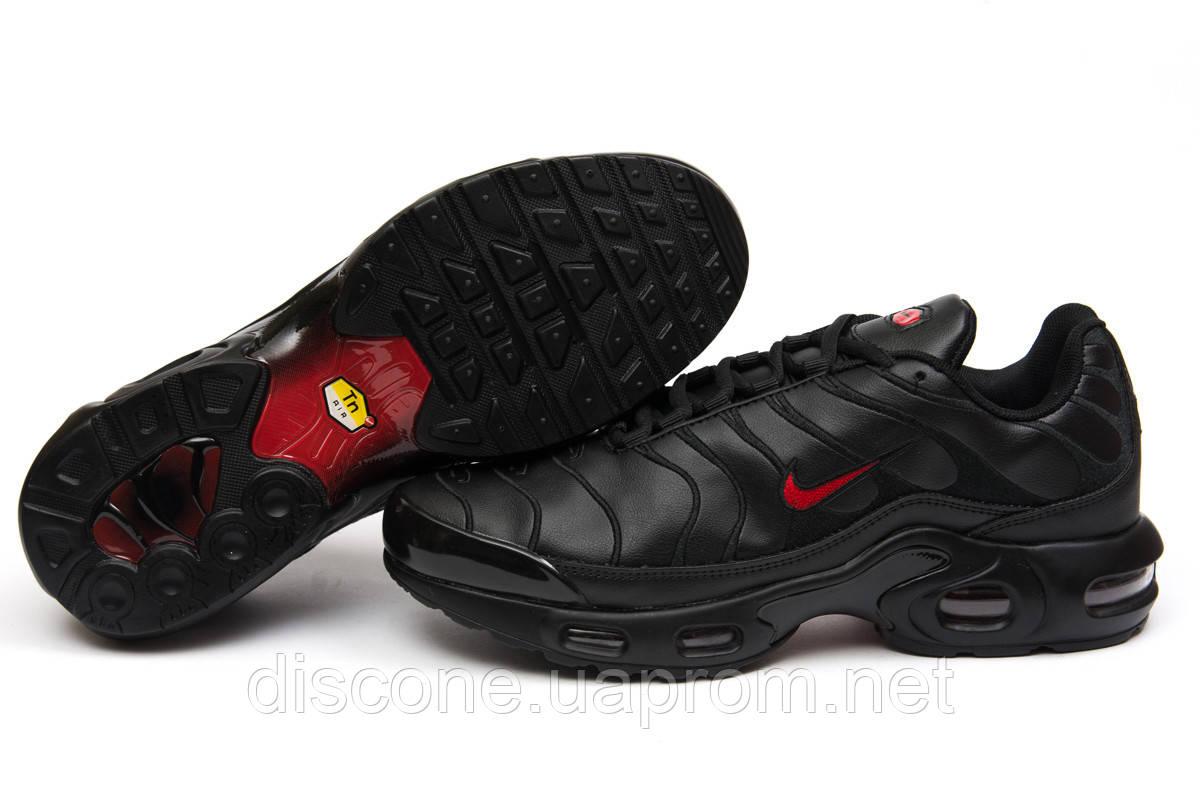 Кроссовки мужские 15293 ► Nike Tn Air, черные ✅Скидка % ► [ нет в наличии ]