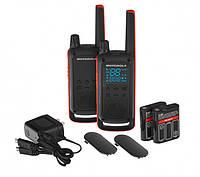 Motorola Talkabout T82 Twin Pack - радостанция (рация), потребительская серия