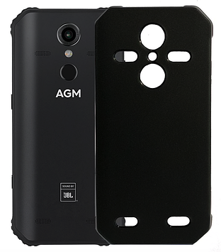 Силиконовый чехол для AGM A9