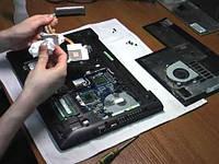 Чистка системы охлаждения ноутбука, компьютера Киев