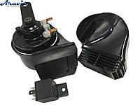 Клаксон звуковой сигнал для автомобиля Tiger TG-H103W