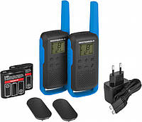 Motorola Talkabout T62 Twin Pack - радостанция (рация), потребительская серия