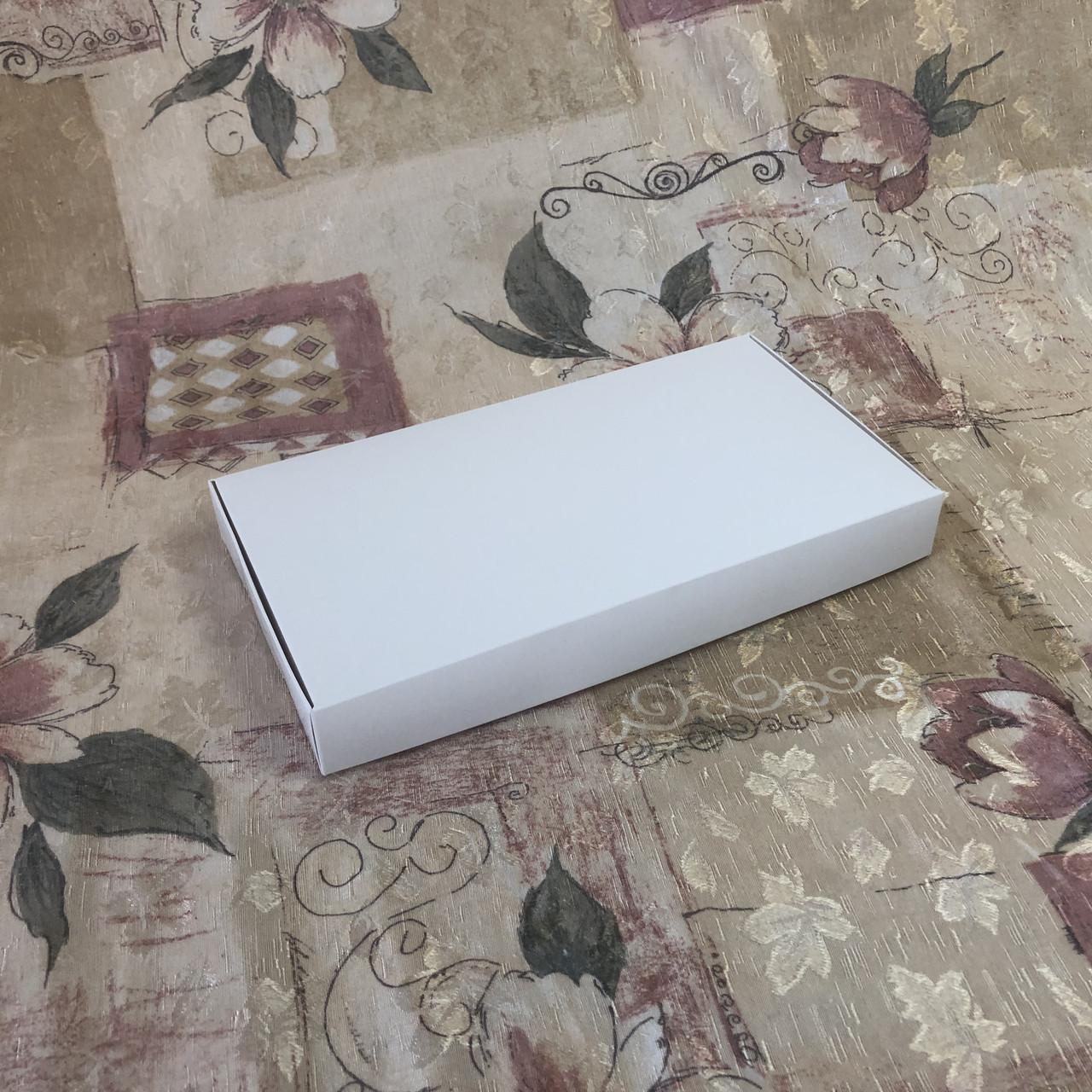 Коробка для пряников / 150х280х35 мм / Белая / б.о.