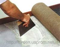 Укладка коврового покрытия, линолеума, ламината, паркетной доски