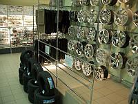 Торговое оборудование для авто магазинов