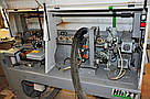 Hirzt RAM 3 бу кромкооблицовочный станок проходной, с компрессором и аспирацией, 2006 г., фото 2