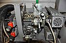 Hirzt RAM 3 бу кромкооблицовочный станок проходной, с компрессором и аспирацией, 2006 г., фото 4