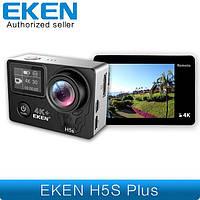 Экшн камера Eken H5S PLUS 4k со стабилизацией от Sony