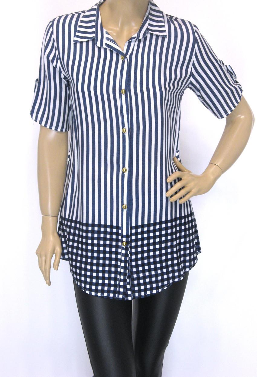 Пляжна жіноча сорочка