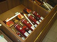 Мебель для винных магазинов