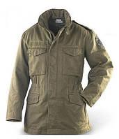 Куртка М65 с мембраной gore-tex Австрия Б/У