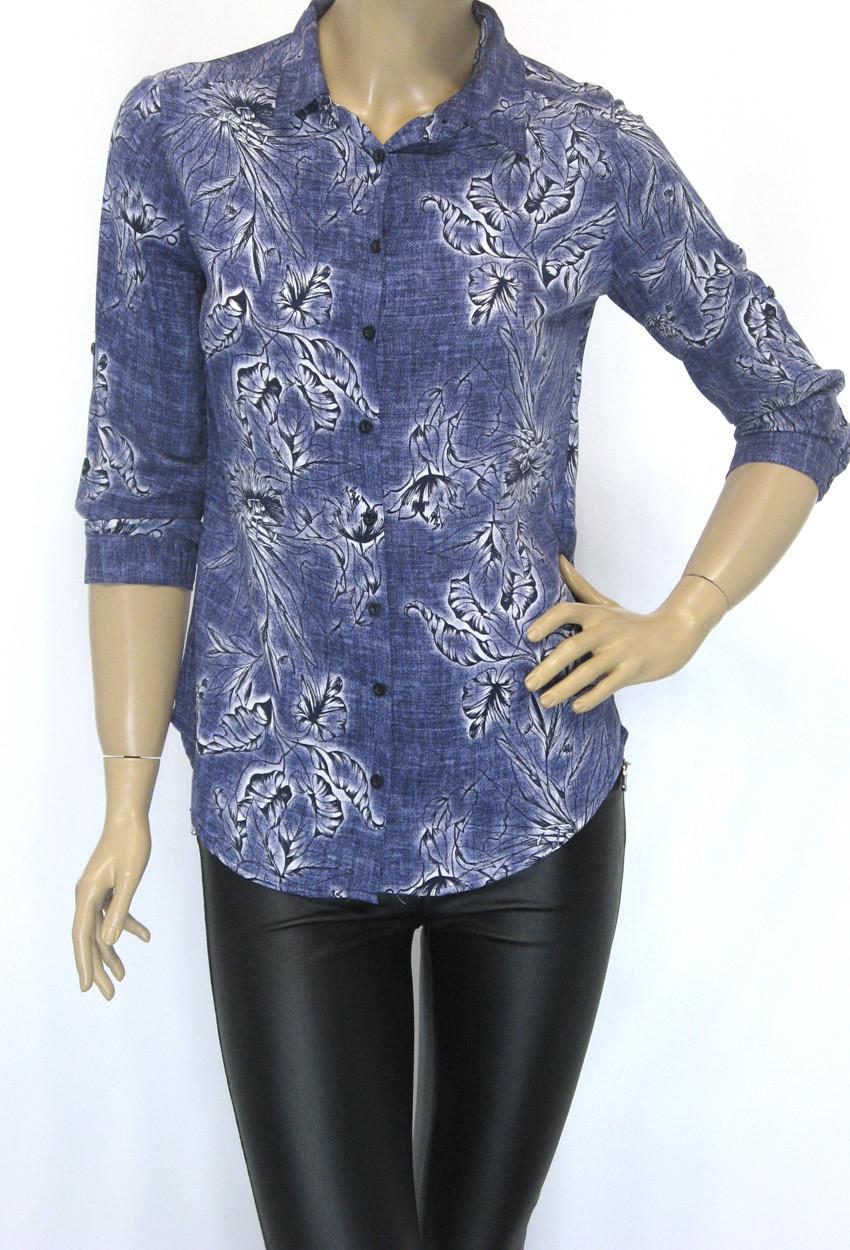 Модна стильна жіноча сорочка