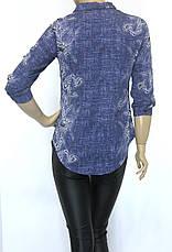 Модна стильна жіноча сорочка, фото 3
