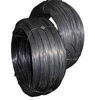 Проволока стальная ОК 2,5. 2,8. 3,0. 3,5 мм.